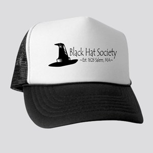 Black Hat Society Trucker Hat
