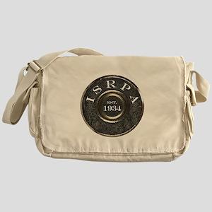 ISRPA Shell Casing Design - Dark Messenger Bag