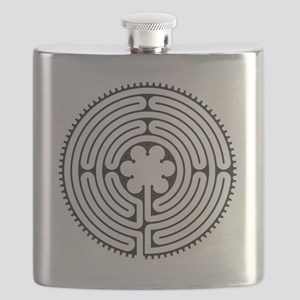 Chartres Essence Labyrinth Flask