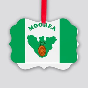 Moorea Picture Ornament