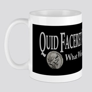 Vercingetorix (Latin/English) Mug