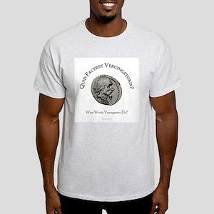 Vercingetorix (Latin/English) Light T-Shirt