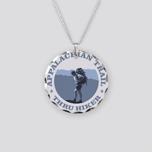 fa9cb2c1cd5 Appalachian Trail -Thru Hike Necklace Circle Charm