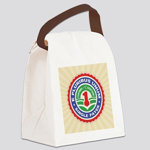 single-payer-unum2-BUT Canvas Lunch Bag