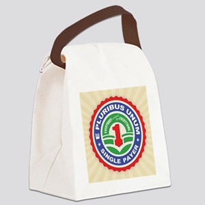 single-payer-unum2-TIL Canvas Lunch Bag