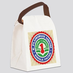 single-payer-unum2-OV Canvas Lunch Bag