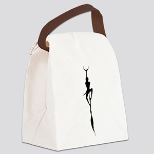 moon witch Canvas Lunch Bag