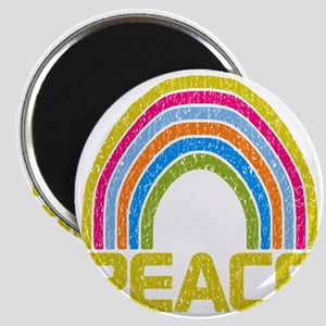 Peace Rainbow Magnet