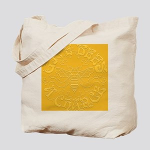 bees-chance2-BUT Tote Bag