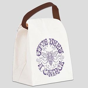 bees-chance2-LTT Canvas Lunch Bag