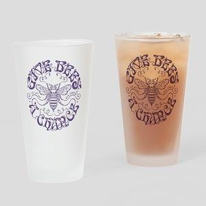 bees-chance2-LTT Drinking Glass