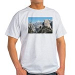 Half Dome in July Light T-Shirt