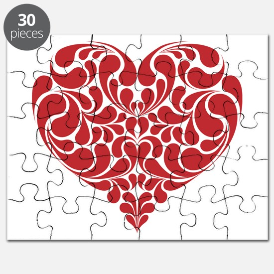 Real Heart Puzzle