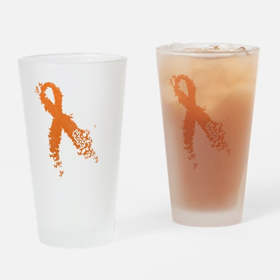 Multiple Sclerosis (MS) Parenting w Drinking Glass
