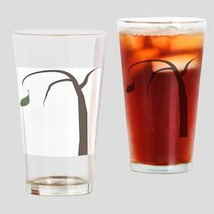 Min B tree Drinking Glass
