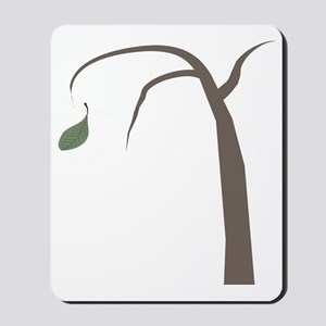 Min B tree Mousepad