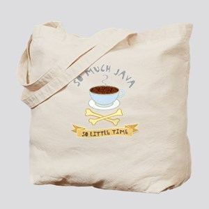 Java Lover Tote Bag