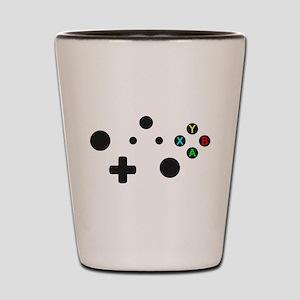X Box Controller Shot Glass