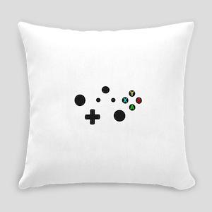 X Box Controller Everyday Pillow
