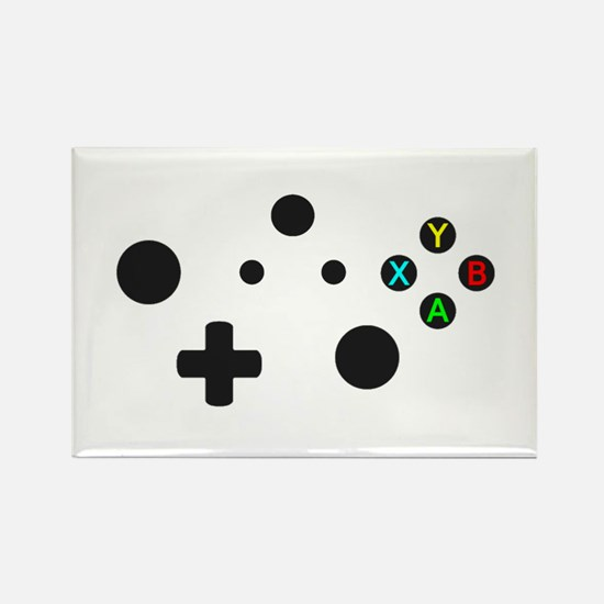 X Box Controller Magnets