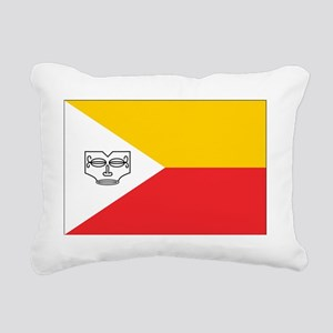 Marquesas - Marquises Rectangular Canvas Pillow