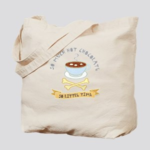 Hot Chocolate Lover Tote Bag