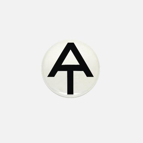 Appalachian Trail Mini Button
