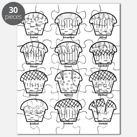 Dirt Cake Diagrams Puzzle