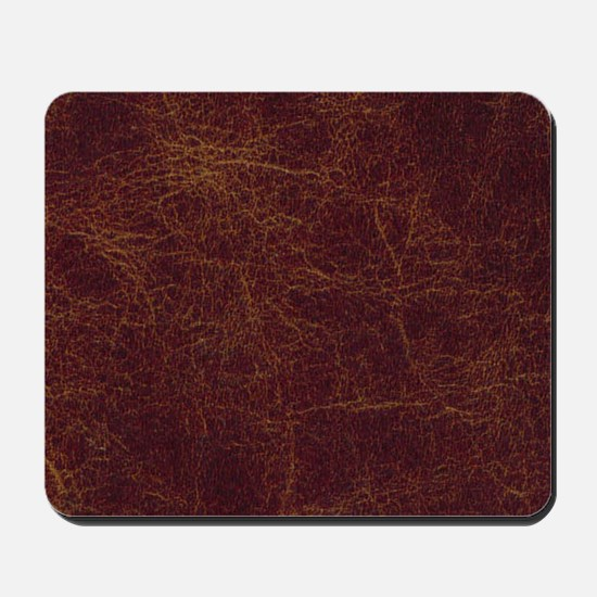 Wild West Leather 1 Mousepad