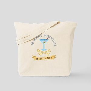 Martini Lover Tote Bag
