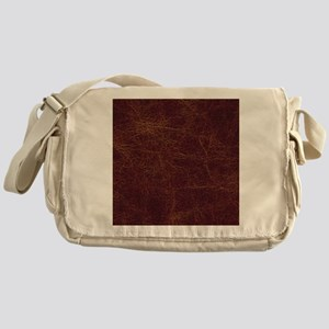 Wild West Leather 1 Messenger Bag