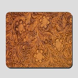 Wild West Texture 2 B Mousepad