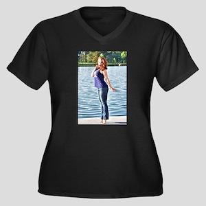 Surprise Plus Size T-Shirt