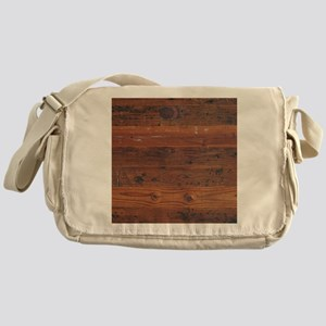 Wild West Plank  1 B Messenger Bag