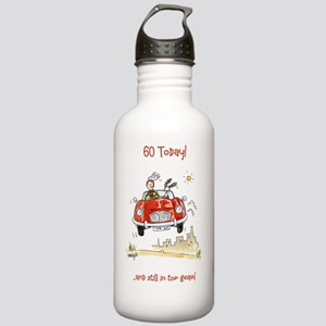 60 today - still in to Stainless Water Bottle 1.0L