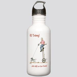 60 today - still on to Stainless Water Bottle 1.0L