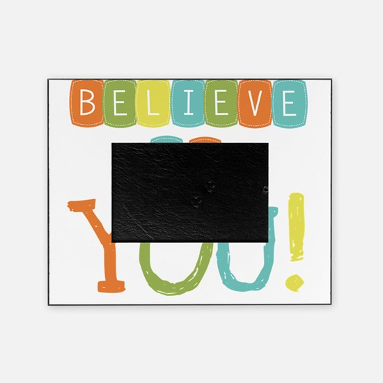 Believe in YOU Picture Frame