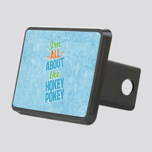 I'm All About The Hokey Po Rectangular Hitch Cover