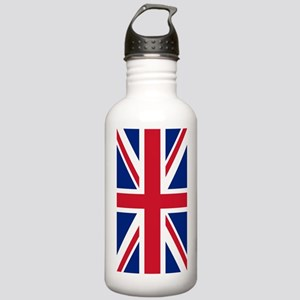 Union Jack Flag Stainless Water Bottle 1.0L