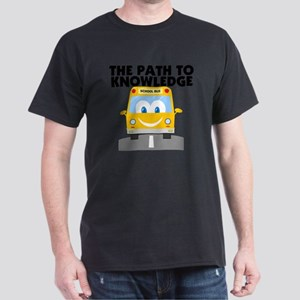 Path to Knowledge Dark T-Shirt