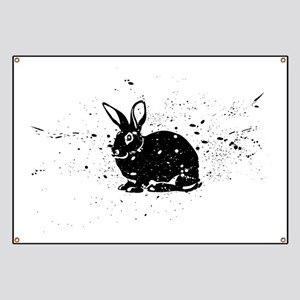 Spotted Rabbit Banner