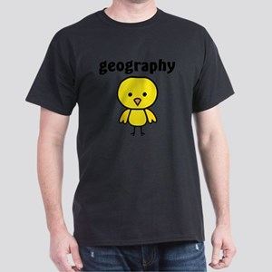 Geography Chick Dark T-Shirt