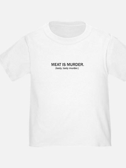 Meat is Murder.. T
