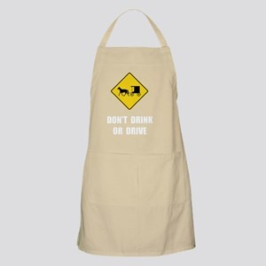 Amish Drink Drive Apron