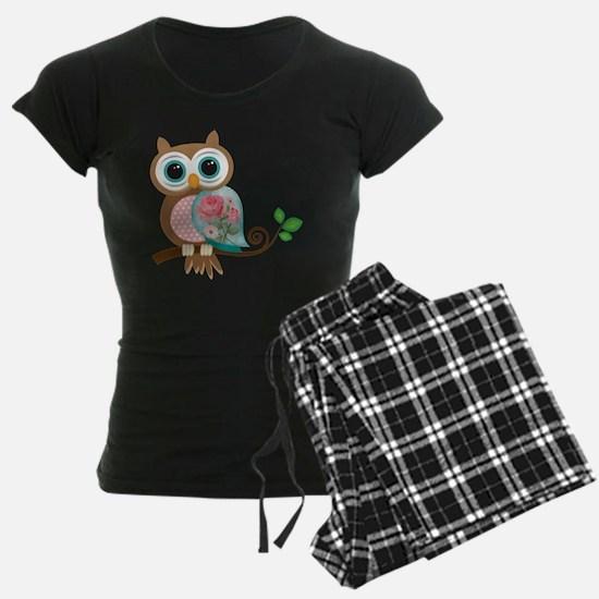 Vintage Owl Pajamas