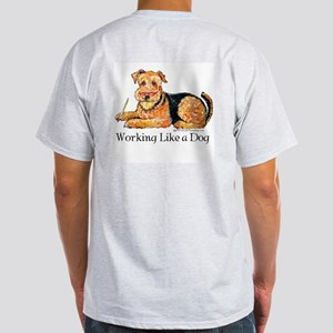 Working Airedale Light T-Shirt