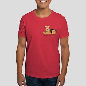 Working Airedale Dark T-Shirt