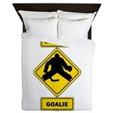 Goalie Home Decor
