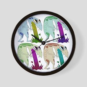 ttly untitled Wall Clock