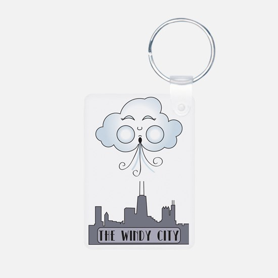 The Windy City Keychains